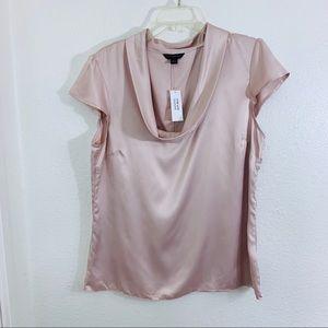 Banana Republic Blush pink blouse !!!